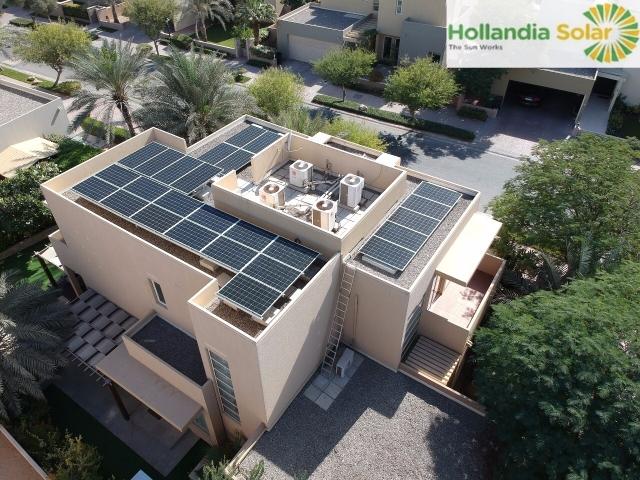 Shams Dubai Rooftop Solar Systems